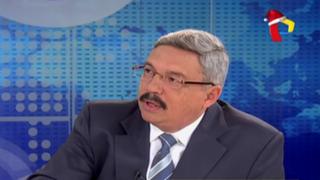 """Alberto Beingolea: """"Alianza Popular es una involución"""""""