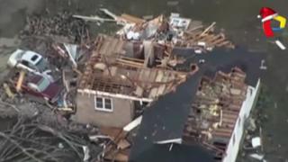 Estados Unidos: al menos 43 fallecidos por fuertes tormentas y tornados