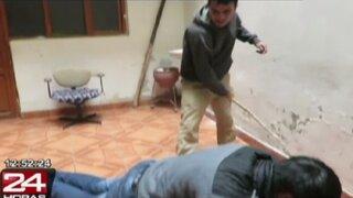 Cajamarca: hombre castiga a vecino al descubrir que era amante de su esposa