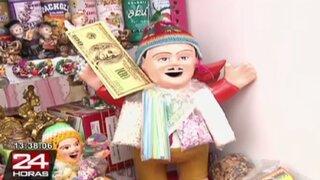 Feria de los Deseos abre sus puertas para ofrecer las cábalas para Año Nuevo