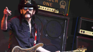 Espectáculo internacional: murió Lemmy Kilmister, vocalista de Mötorhead