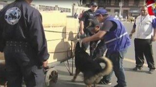 Mesa Redonda: lanzan plan de seguridad por fiestas de fin de año