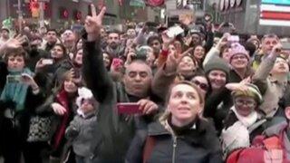 Miles en el mundo esperan la llegada del Año Nuevo