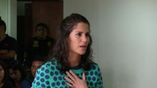 """Pavel Alvarado: """"Podría haber nuevo juicio para Eva Bracamonte"""""""