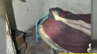 España: rescatan a hombre que vivía encerrado por hermanos