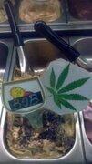 Sale al mercado el helado Bob Marley, hecho con cannabis
