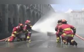 Arequipa: bomberos tienen limitaciones para atender emergencias