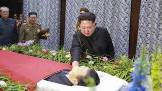 Corea del Norte: El llanto de Kim Jong-un tras la muerte de un alto funcionario