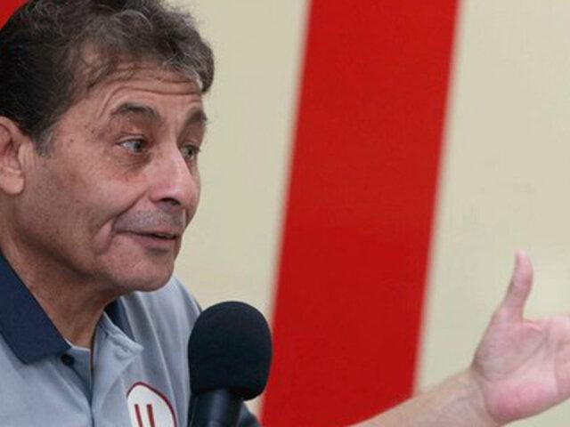 Universitario de Deportes: Roberto Chale renueva contrato para la temporada 2017