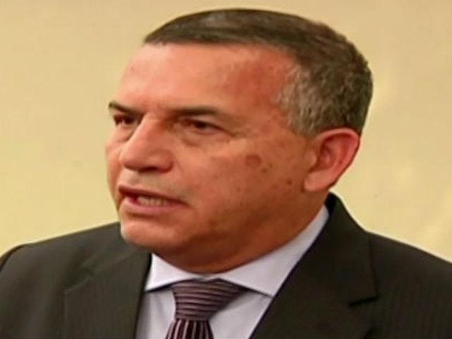 Daniel Urresti anuncia que Von Hesse será jefe de su plan de gobierno