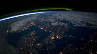 FOTOS: 15 espectaculares imágenes de la Tierra tomadas desde el espacio