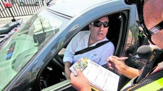 Municipalidad del Callao aplicará descuentos de hasta 90% en papeletas pasadas