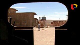 Un espeluznante recorrido por el 'pueblo fantasma' de Iquique