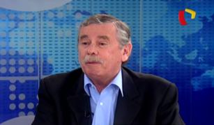 """Rospigliosi: """"Es raro que Humala no promulgue tratado de extradición con Francia"""""""