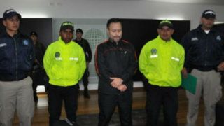 "Llegó a Colombia ""Duncan"", líder de banda criminal detenido en Lima"