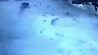 Captan en video impresionante avalancha en Turquía