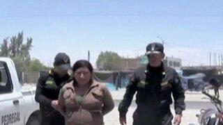 Arequipa: capturan a falsa enfermera que habría robado bebé