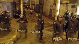 Congresistas opinan sobre eventual estado de emergencia en Lima