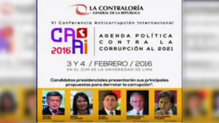 Piden a Contraloría invitar a todos los candidatos presidenciales a conferencia