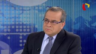 """Ministro Jaime Saavedra: """"Hay intereses económicos en resistencia de universidades"""""""