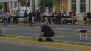 Breña: hallan explosivos cerca del Hospital del Niño