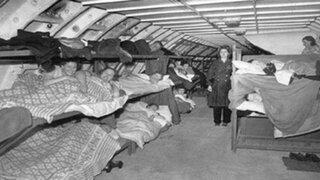Este refugio de la Segunda Guerra Mundial fue convertido en algo que jamás imaginarás