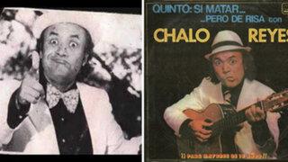 Falleció el reconocido músico y cómico Chalo Reyes a los 79 años de edad
