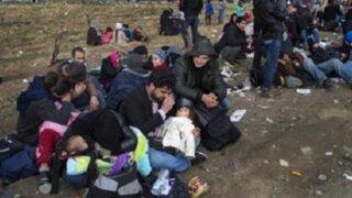 ONU: 70 millones 800 mil desplazados se registraron en el mundo en 2018
