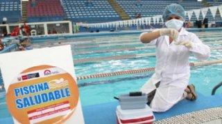 Verano 2016: solo 13 piscinas públicas en Lima están calificadas como saludables