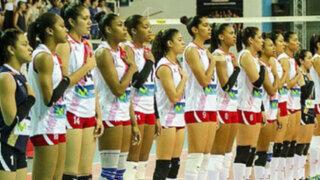 Preolímpico Río 2016: Perú cayó ante Argentina en vóley y perdió pase directo