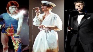 David Bowie: los impresionantes cambios de look a lo largo de su exitosa carrera