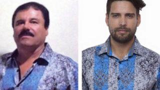 FOTOS: lanzan línea de camisas inspirada en El chapo Guzmán