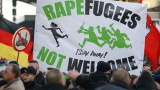 Expulsarán de Alemania a refugiados acusados de agresión sexual