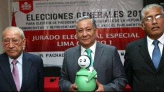 Isaac Humala integra plancha de Siempre Unidos
