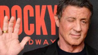 Espectáculo internacional: Rocky regresa en nueva saga