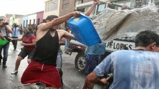 Bellavista: multarán a 'carnavaleros' que cometan actos vandálicos