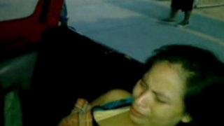 Iquitos: mujer dio a luz a gemelas al interior de una mototaxi