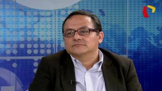 """Víctor Andrés Ponce sobre sondeos: """"Acuña habría llegado a su 'techo' y PPK se congela"""""""