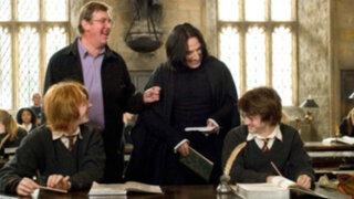 Espectáculo internacional: el adiós a Alan Rickman del elenco de Harry Potter