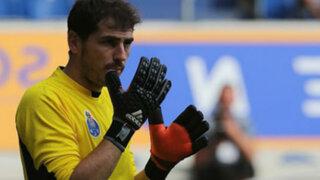 Iker Casillas y su terrible error que provocó la caída del Porto