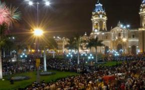 Aniversario de Lima: así empezaron los festejos por sus 481 años de fundación