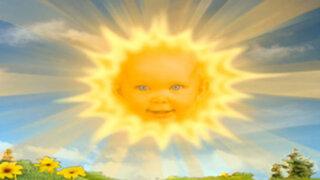 FOTOS: 'el sol' de Teletubbies cumplió 20 años y no te imaginas cómo se ve