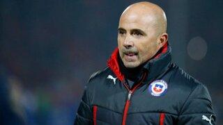 Selección chilena: Jorge Sampaoli dejó la dirección técnica de la 'Roja'