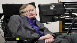¿Cuáles son las tres principales amenazas para la humanidad? Stephen Hawking tiene la respuesta