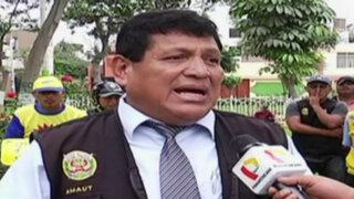 San Luis: serenos realizan trabajo de inteligencia para capturar a ladrones
