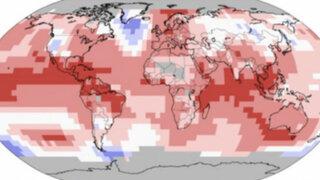El 2015 fue el año más caluroso en el registro histórico