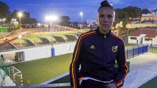 Escándalo en fútbol español: árbitro invita a salir a jugadora en pleno partido
