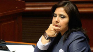 Ana Jara expresa su malestar por ser excluida de lista congresal