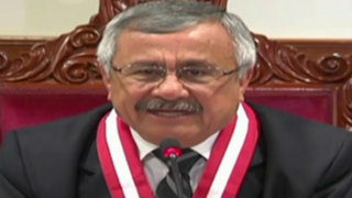 Presidente del JNE Francisco Távara recibe amenazas de muerte
