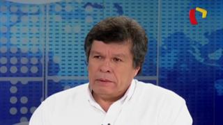 """Heriberto Benítez: """"Me invitaron militantes y congresistas nacionalistas"""""""